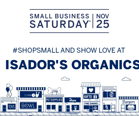 Celebrating Small Business Saturday